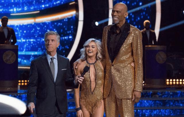 Kareem Abdul-Jabbar, Dancing With The Stars