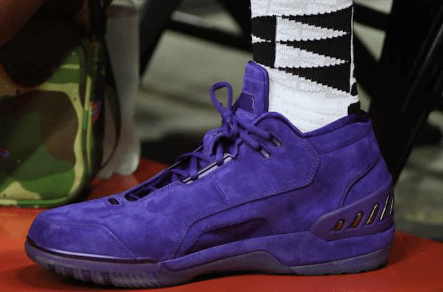 LeBron James, Nike Air Zoom Generation