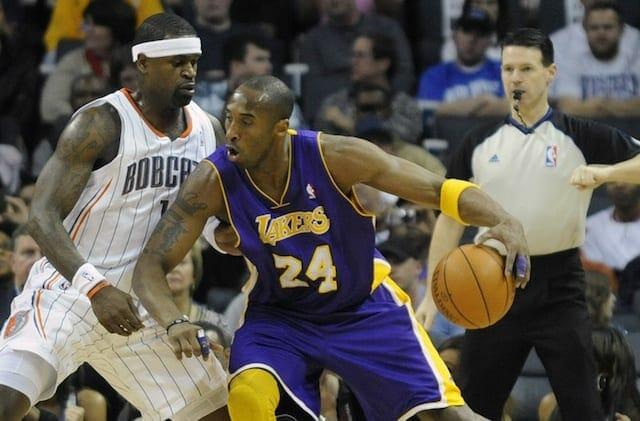 Kobe Bryant, Stephen Jackson