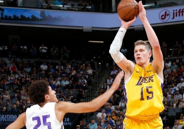 Moritz Wagner, Los Angeles Lakers