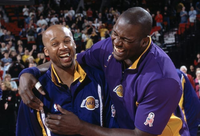 Shaquille O'Neal, Brian Shaw