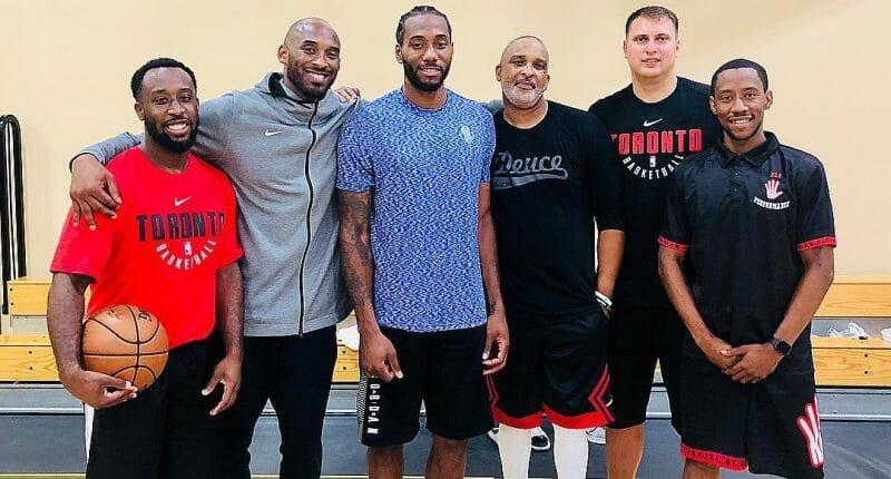 Kobe Bryant, Kawhi Leonard