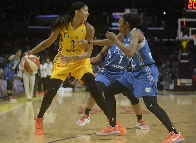 Candace Parker, Los Angeles Sparks