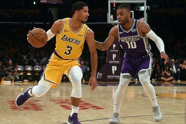 Josh Hart, Los Angeles Lakers