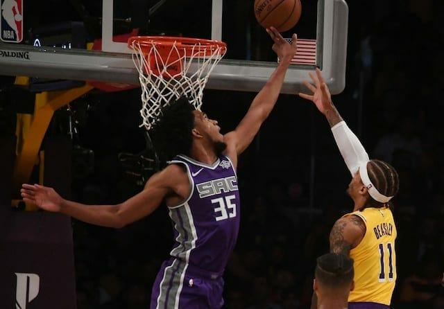 Michael Beasley, Los Angeles Lakers