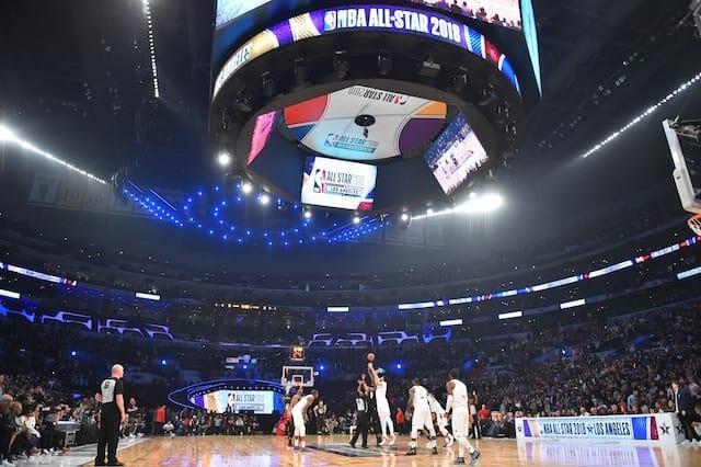 2018 NBA All-Star Game