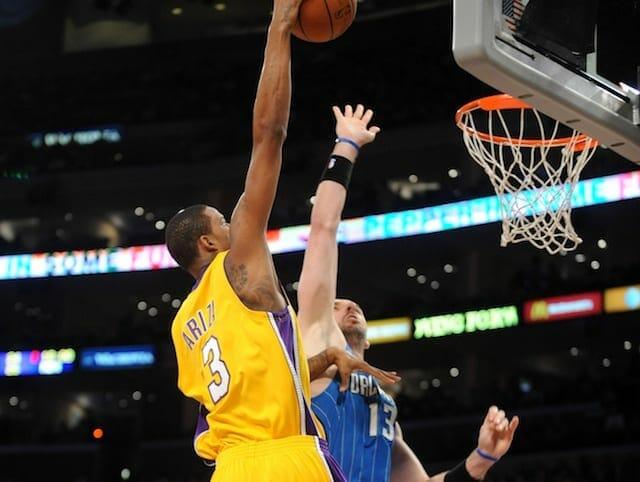 Trevor Ariza, Lakers