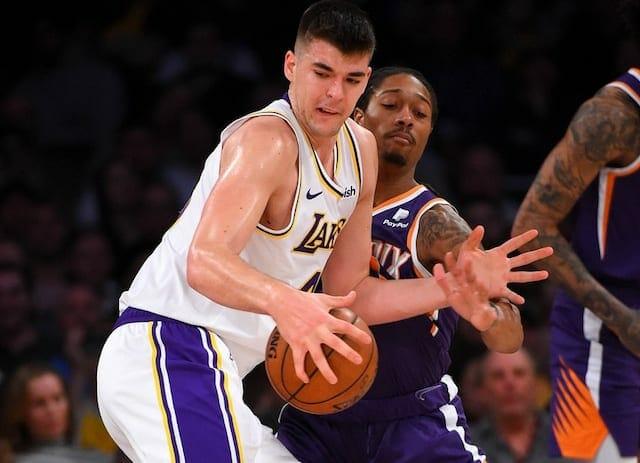 Ivica Zubac, Lakers