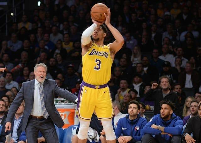 Josh Hart, Lakers