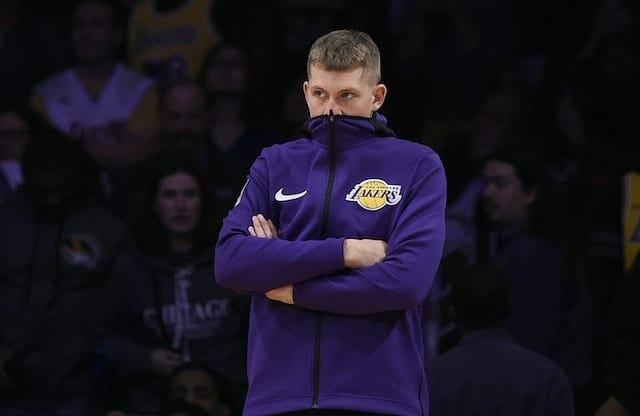 Moe Wagner, Lakers