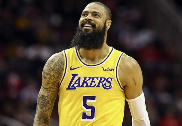 Lakers Free Agency Rumors: Tyson Chandler Signs With Rockets On ...