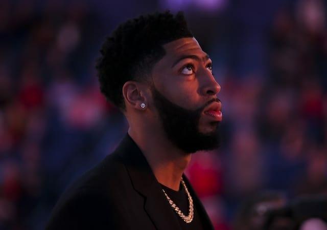 Anthony Davis, Pelicans, Lakers