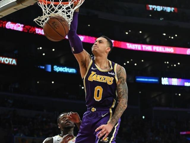 Kyle Kuzma, Julius Randle, Lakers