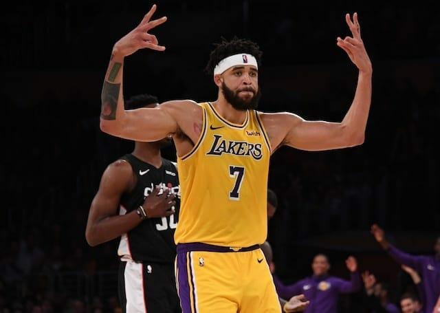 JaVale McGee, Lakers