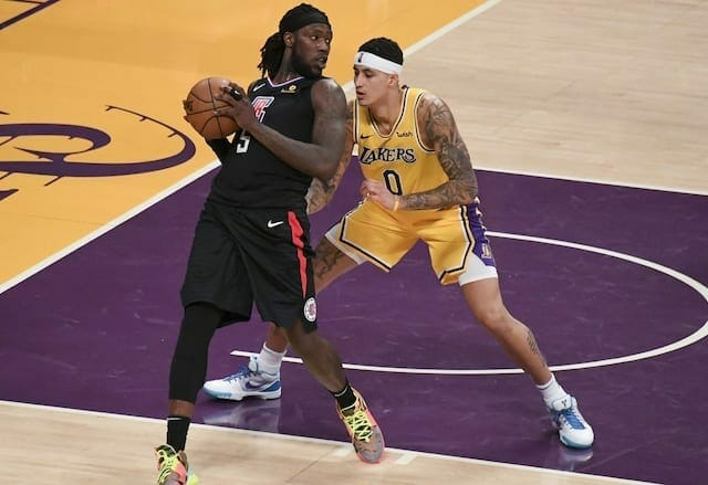 Kyle Kuzma, Lakers, Clippers