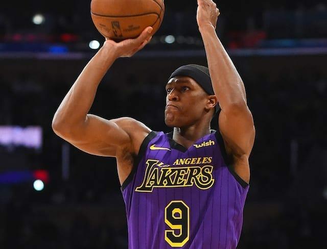 Rajon Rondo, Lakers