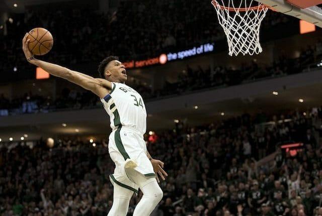 Giannis Antetokounmpo, Bucks, Lakers