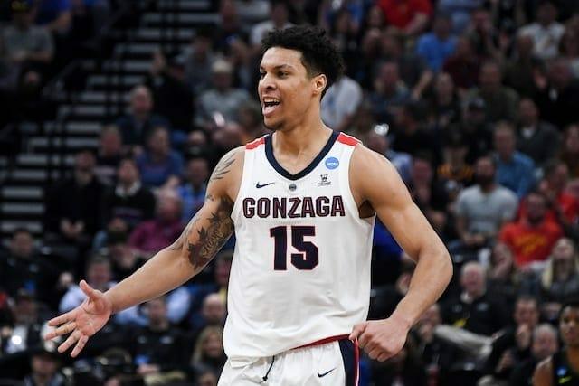 Lakers 2019 Nba Draft Prospect Profile: Brandon Clarke, Gonzaga