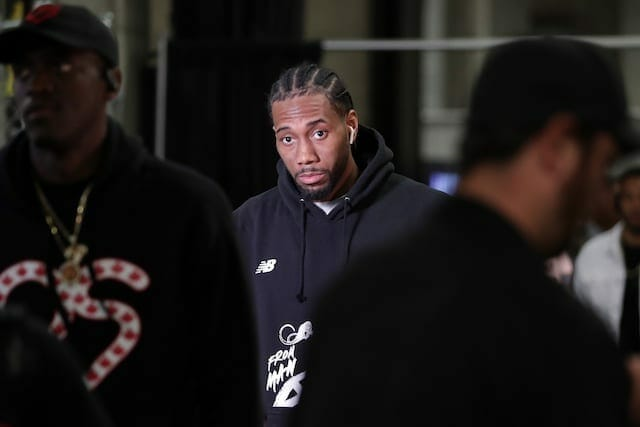 Lakers Rumors: 'no One Knows' What Kawhi Leonard Will Do In 2019 Nba Free Agency