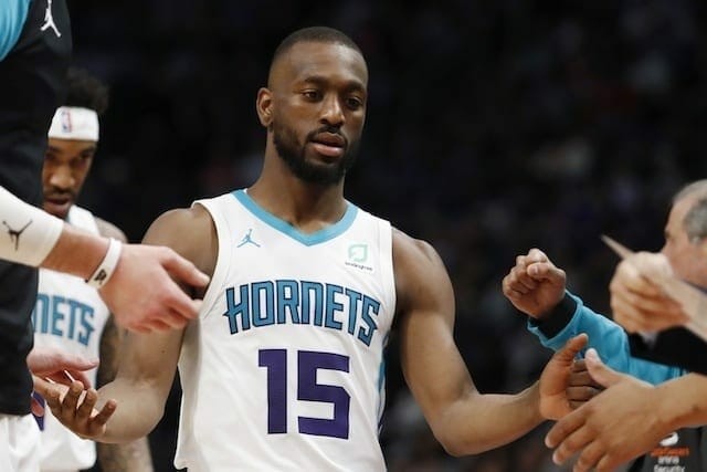 Nba Free Agency Rumors: Kemba Walker Willing To Take Less To Re-sign With Hornets