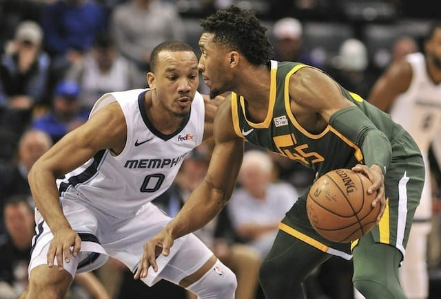 Lakers News: Avery Bradley Believes Clippers Trade To Grizzlies Gave Him Confidence To Be Old Self