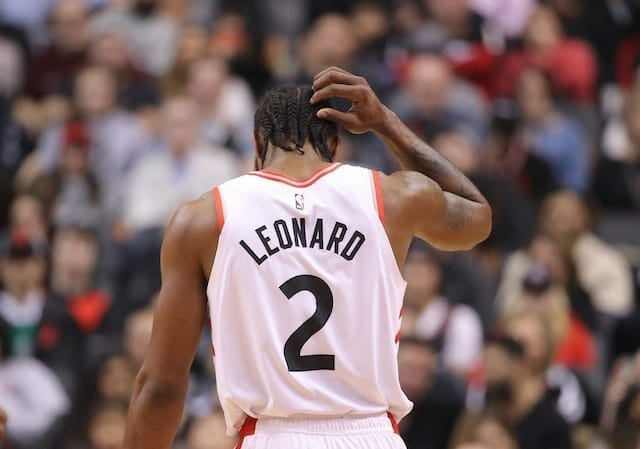 Lakers Free Agency Rumors: Kawhi Leonard's Camp Asked To Delay Anthony Davis Trade Two Hours Before He Signed With Clippers