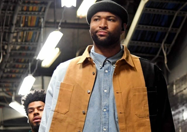 DeMarcus Cousins, Lakers