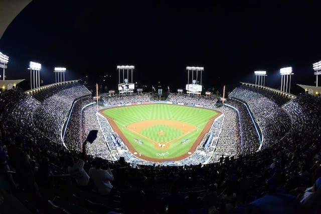 2019 Lakers Night At Dodger Stadium Details