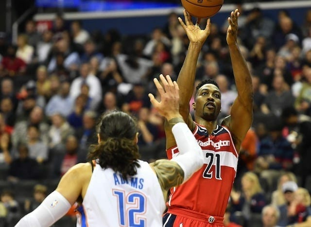 Lakers Rumors: Dwight Howard 'excited' About Idea Of Teaming Up With Lebron James, Anthony Davis