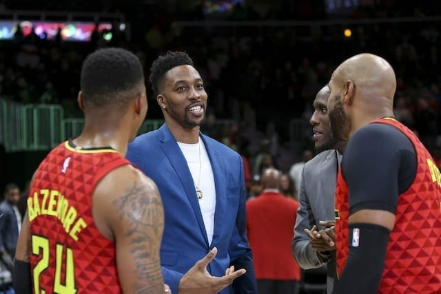 Nba Rumors: Lakers Could Be 'ready To Make Some Decisions' After Dwight Howard, Joakim Noah, Marreese Speights Workouts