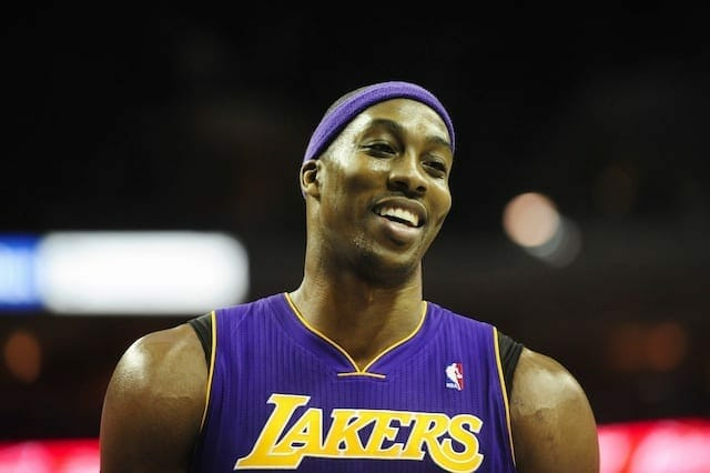 Lakers News: Dwight Howard Knows His Main Role Will Be Defense, Pick And Roll Game