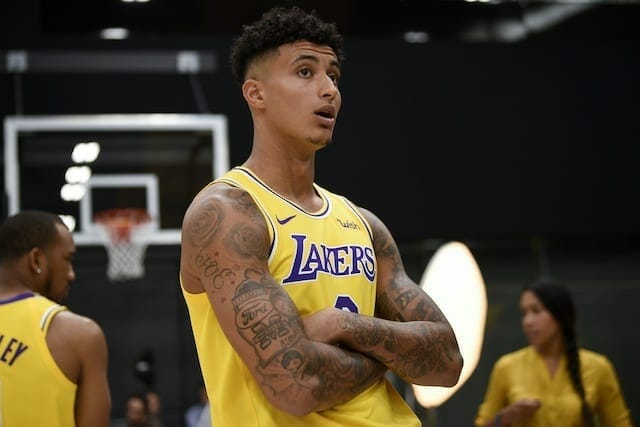 Lakers News: Kyle Kuzma Not Concerned With His Role On Team