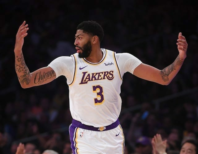 Lakers News: Anthony Davis Discusses Impact Of His Three-point Shooting