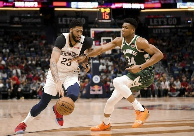 Lakers News: Rich Paul On If Bucks Had Anthony Davis Over Giannis Antetkounmpo
