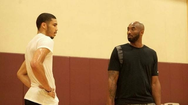 Lakers News: Celtics' Jayson Tatum Says He Made The Game Tougher After Kobe Bryant Workouts Last Summer