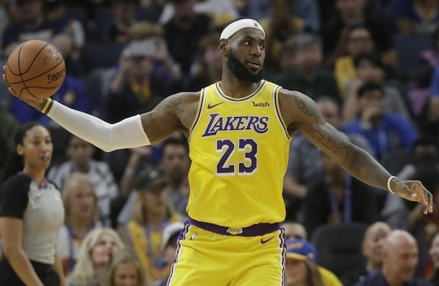 Lakers Vs. Nets Preview & Tv Info: L.a. Looking To Split 2019 Nba China Games