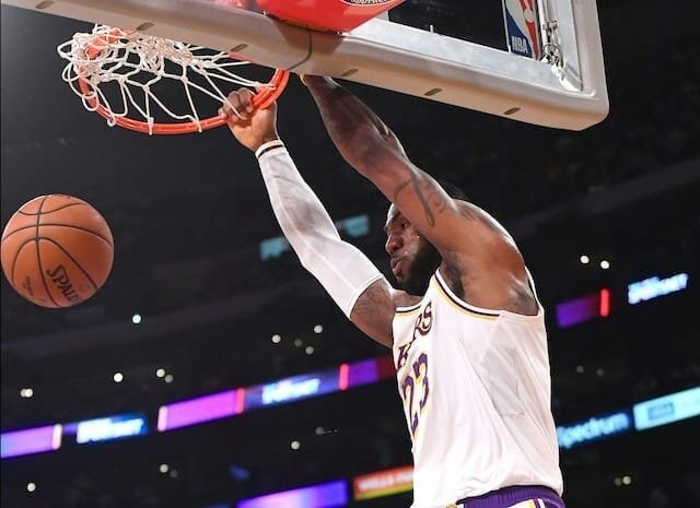 3 Things Learned From Lakers Vs. Hornets During 2019-20 Nba Season