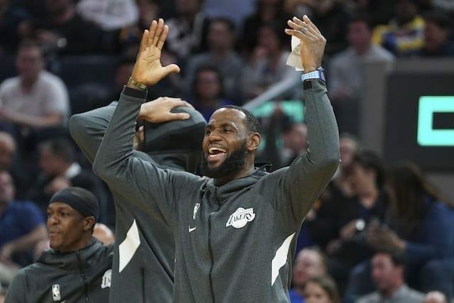 Lakers News: Lebron James Understands Importance Of Sleep During Season