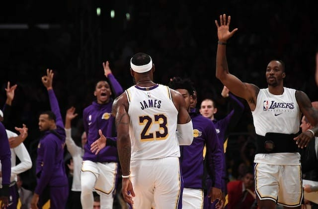 2019-20 Nba Gm Survey: Lakers Receive Third-most Votes To Win 2020 Nba Finals Behind Clippers, Bucks