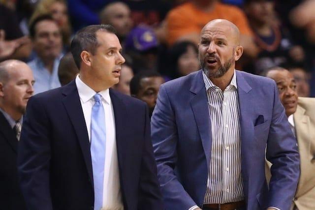 Frank Vogel, Jason Kidd, Lakers