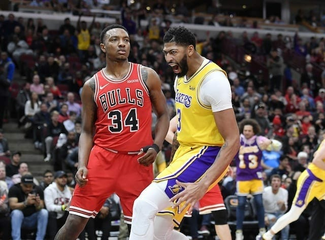 Lakers News: Anthony Davis Clarifies Chicago Bulls Free Agency Comment