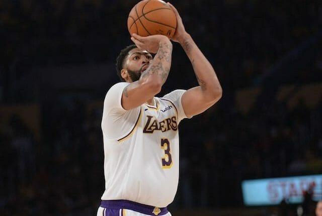 Lakers, Anthony Davis