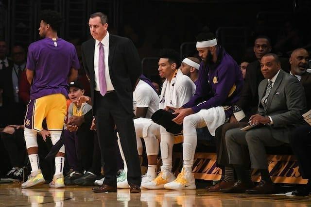 Lakers News: Frank Vogel, Rajon Rondo
