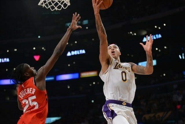 Lakers News: Frank Vogel On Kyle Kuzma