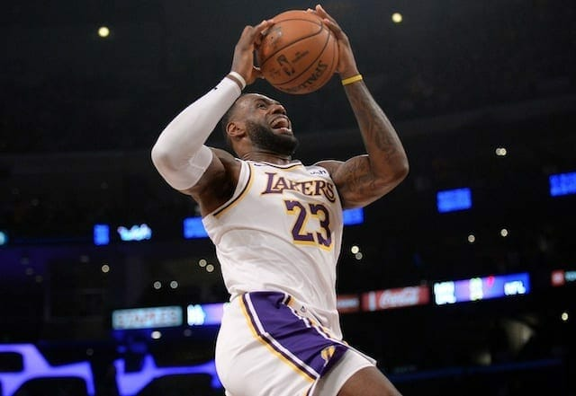 Lakers News: Lebron James Emphasizes Room For Improvement After Loss To Raptors