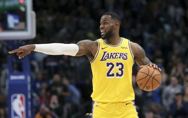 Lakers News: Lebron James Explains Why Los Angeles Gets Better Mid-game
