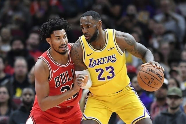 Lakers News: Lebron James Says Triple-doubles Mean Nothing Without Wins