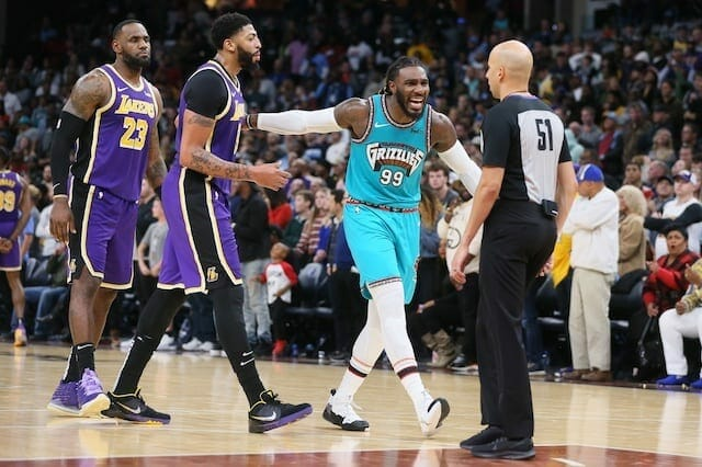 Lebron James Calls 2019-20 Lakers 'resilient' After Road Win Over Grizzlies