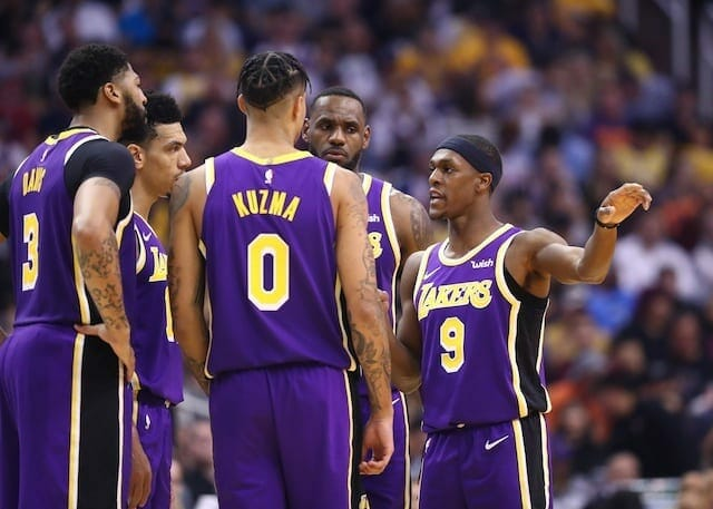 Lakers News: Kevin Love Discusses Kyle Kuzma's Role, L.a.'s Early Success