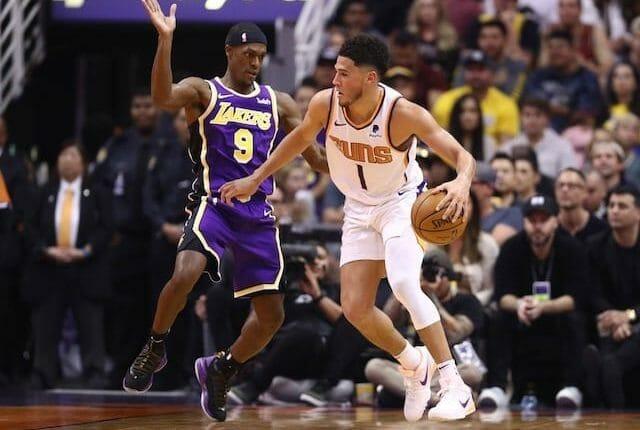 Lakers News: Rajon Rondo Discusses 2019-20 Nba Season Debut Against Suns